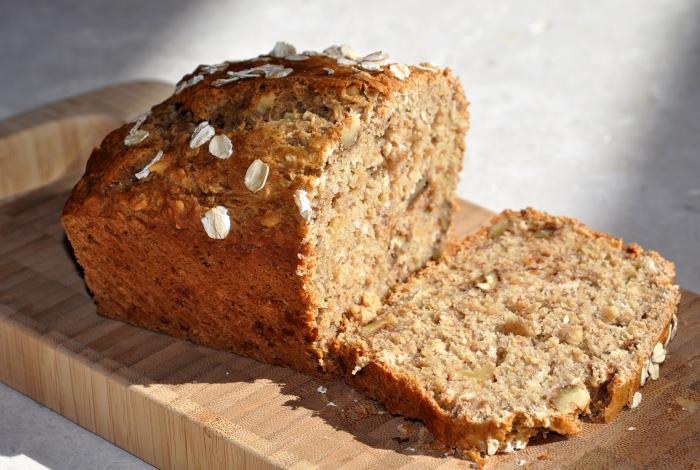 Really good banana bread new paradigm health cookery information really good banana bread forumfinder Gallery