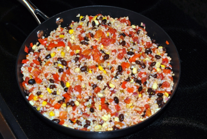 Mexican Confetti Rice | New Paradigm Health Cookery | Information and ...
